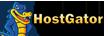 HostGator logo.