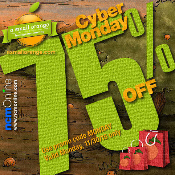 Click for A Small Orange Cyber Monday Promo Code Discount.
