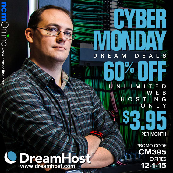 DreamHost 60% Discount Promo Code.