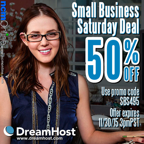 DreamHost 50% Discount Promo Code.