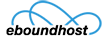 eBoundHost logo.