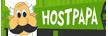 HostPapa logo.