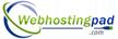 Web Hosting Pad logo.