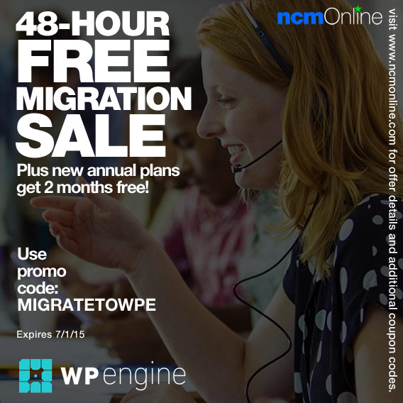 Click for WP Engine Free Auto Migration Plugin.